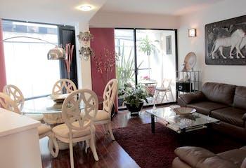 Departamento en venta en Condesa 117 m²