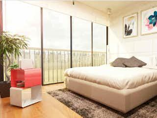 Chia Hermoso y Amplio Apartamento con Balcon