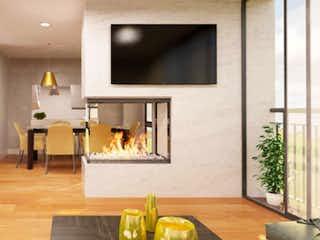 Chia Moderno Duplex con Balcon