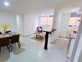 Apartamento en venta en Vía Marinilla, 58m² con Jardín...