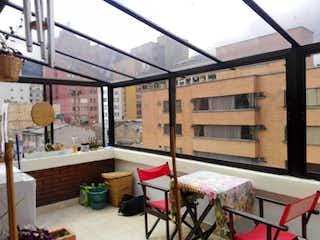 Apartamento en venta en Barrio Teusaquillo, 80m²
