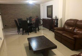 Departamento en venta en Narvarte oriente 100 m2 con 3 recamaras