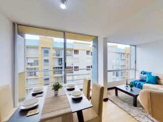 Apartamento en venta en Santa Teresa, 72mt con balcon