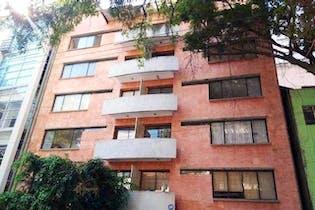 Departamento en venta, 135 m2 en 3er piso en Polanco