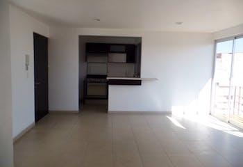 Departamento en venta en San Bartolo El Chico, 60mt.
