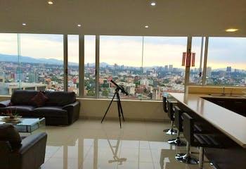 Departamento en venta en Nápoles, 188 m² con alberca
