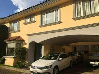 Antonio Ancona, Casa en venta en Colonia Cuajimalpa, 208m² con Jardín...