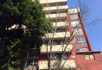 Departamento en venta en Narvarte 66 m2  con balcón