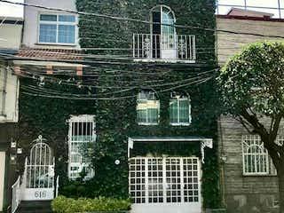 Casa en venta en Narvarte 281m² con Jardín...