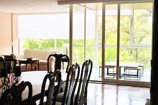 Departamento en venta en Polanco, 280mt con terraza