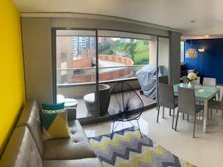 Apartamento en venta en Los Gonzales, 79m² con Jardín...