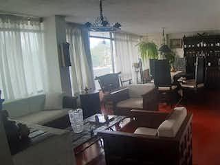 Apartamento en venta en Quinta Paredes, 136mt con balcon