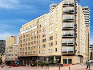 Elegante apartaestudio Hotel Continental
