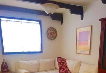 Casa en venta en Anzures, 171mt de tres niveles.