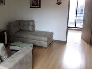 Apartamento en venta en Cedritos, 54mt