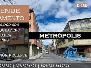 Apartamento en venta en San Fernando 60m²