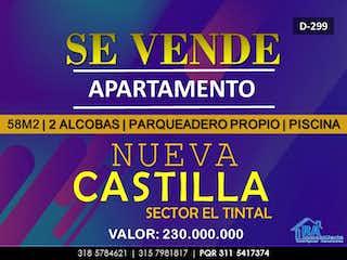 Apartamento en venta en Barrio El Tintal con Piscina...