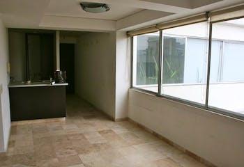 Departamento en venta, Col. Roma Norte  70 m² con estacionamiento