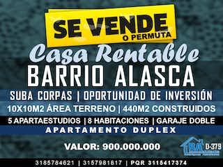 Casa en venta en Villa Elisa 440m²