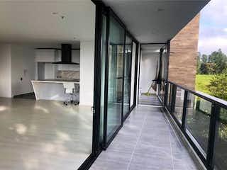 Apartamento en venta en Alto De Las Palmas Indiana con Jardín...