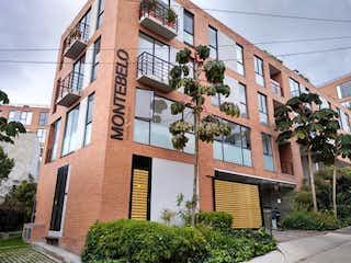Apartamento en venta en Casco Urbano La Calera con acceso a BBQ