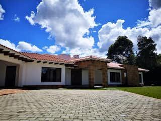 Espectacular casa nueva en Rionegro, Cabeceras