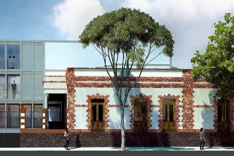 Portada Casa Condominio Venta,  San José Insurgentes, Benito Juárez