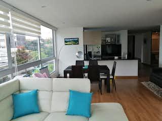 Apartamento en venta en Cedritos, 127mt con balcon