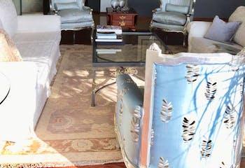 Departamento en venta en Santa Fe Cuajimalpa, 240mt