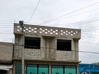 Casa en venta en obra negra en Valle de Chalco