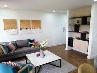 Apartamento en venta en Colina Campestre, 124mt con balcon