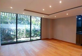 Apartamento en venta en Polanco de 3 recámaras