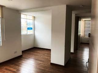 Apartamento en venta en Casco Urbano Chía de 2 alcoba