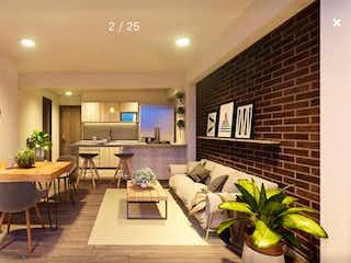 Apartamento en venta en El Tunal de 3 hab. con Bbq...