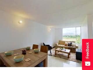 Apartamento en venta en San Antonio Norte, 52mt