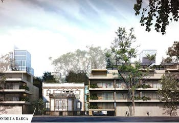 Garden House exclusivo en Polanco 175.99m2 Entrega Enero 2020