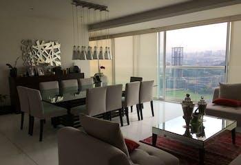 Apartamento en venta en Bosque Real Country Club, 210m² con Jardín...
