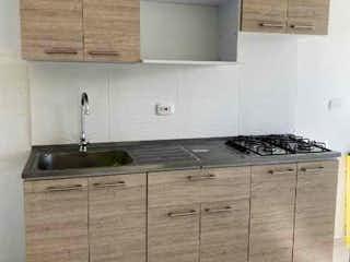 Apartamento en venta de 61,37 m2, Cristo Rey- Copacabana