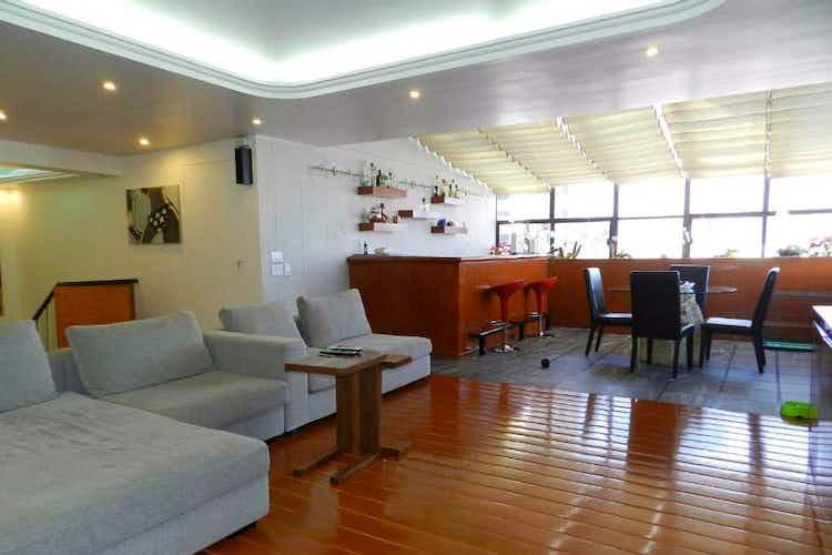 Portada Departamento en Lomas de Tecamachalco, con terraza, 300 m2