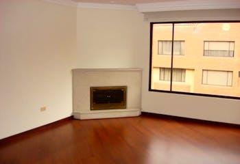 Apartamento En Bogotá-Chico Navarra, Santa Barbara, 3 habitaciones- 213,21m2
