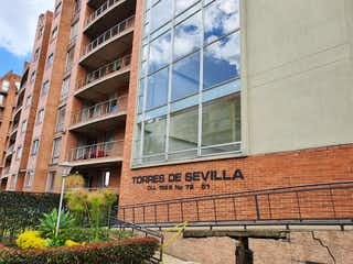 Apartamento en venta en Barrio Colina Campestre, 87m² con Gimnasio...