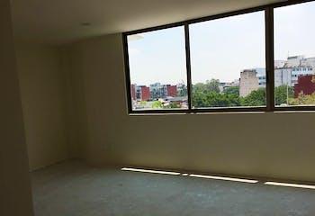 Departamentos Colonia Del Valle, Apartamento en venta de 4 hab. con Solarium...