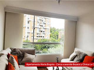 Apartamento en venta en Casa Blanca Suba de 74m² con Gimnasio...