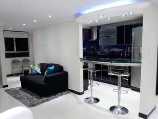 Apartamento de 73m2 en Madera, Bello