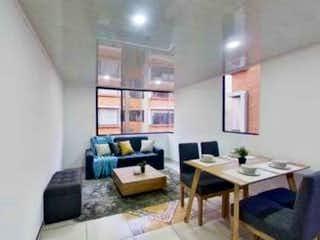 Apartamento en venta en Mosquera, 57mt