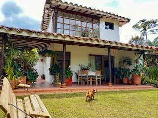 Venta de Casa Campestre en Rionegro El Tablazo