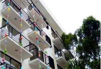Apartamento en venta en Algarin de 2 recámaras
