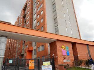 Apartamento en venta en Barrio Patio Bonito 48m²