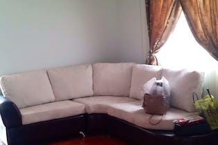 Departamento en venta en San Nicolas Tolentino, 52 m² con balcón