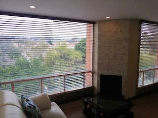 Apartamento en venta en Pradera Norte, 108mt con balcon